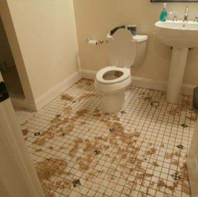 Bathroom Sewage Cleaning Stony Brook NY
